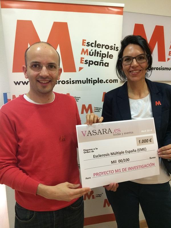 Vasara dona 1000 euros FELEM