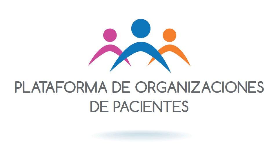 Logo de la Plataforma de Organizaciones de Pacientes
