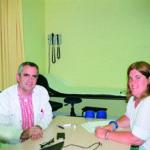 Conversación neurólogo-paciente de EM