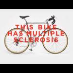 """Crean una bicicleta """"con Esclerosis Múltiple"""""""