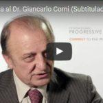 Entrevista al Dr. Giancarlo Comi