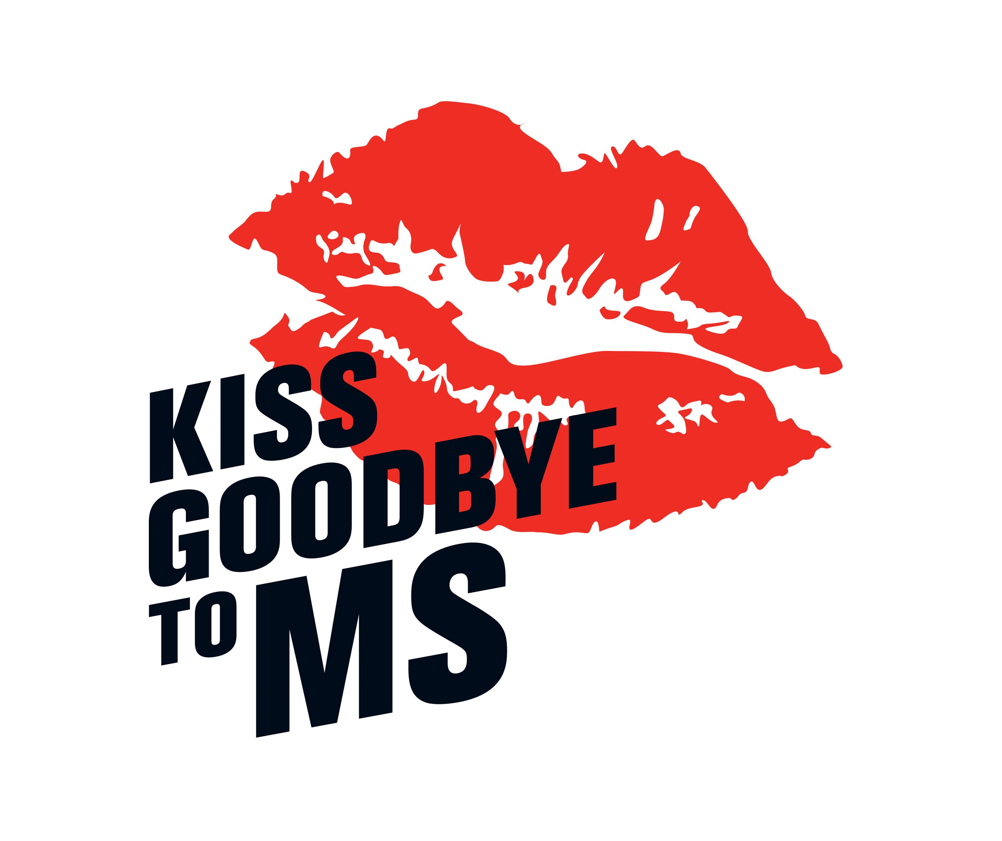 Logo Kiss Goodbye to MS
