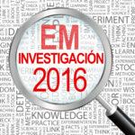 Lo más destacado en 2016 sobre la investigación de la Esclerosis Múltiple
