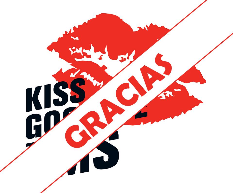 GRACIASkiss