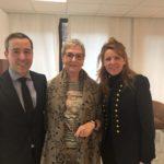 Esclerosis Múltiple España se reúne con el Ministerio de Sanidad