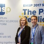 Pedro Carrascal, nuevo vicepresidente de la Plataforma Europea de Esclerosis Múltiple