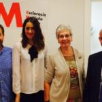 La Plataforma de Organizaciones de Pacientes (POP) y Esclerosis Múltiple España abordan acciones conjuntas