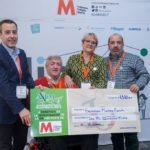 AXEM-área 13 destina 2.500€ a la investigación de la Esclerosis Múltiple