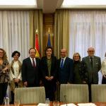 El Ministerio de Sanidad y los pacientes activan el convenio marco de colaboración