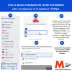 Crea tu propia Recaudación de Fondos en Facebook