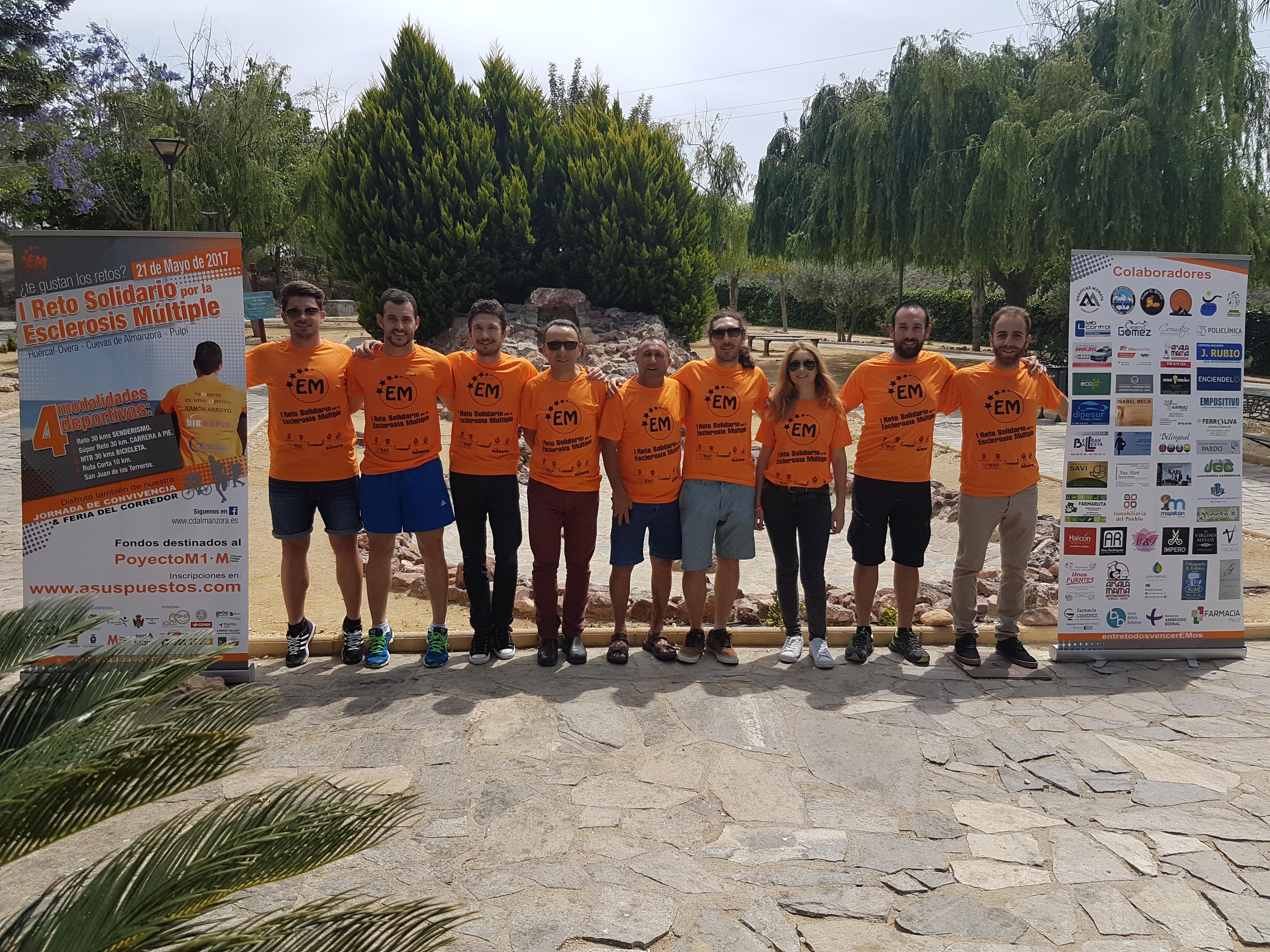 I Reto Solidario por la Esclerosis Múltiple