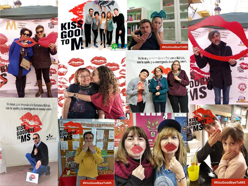 Entidades Kiss Goodbye To MS 2018