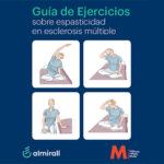 """""""Guía de Ejercicios sobre espasticidad en Esclerosis Múltiple"""""""