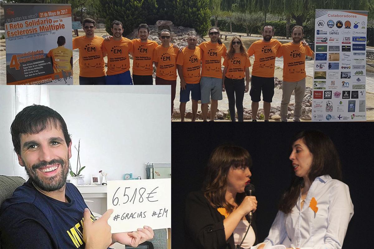 eventos solidarios esclerosis multiple