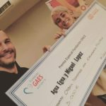 Dos deportistas con EM, Premio especial Fundación ONCE-GAES