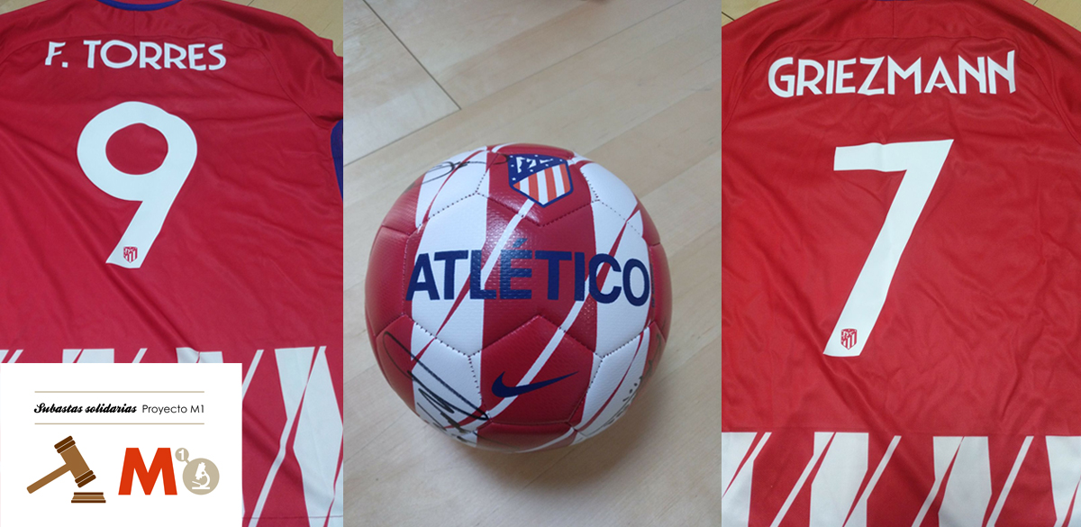 Productos Atlético Madrid