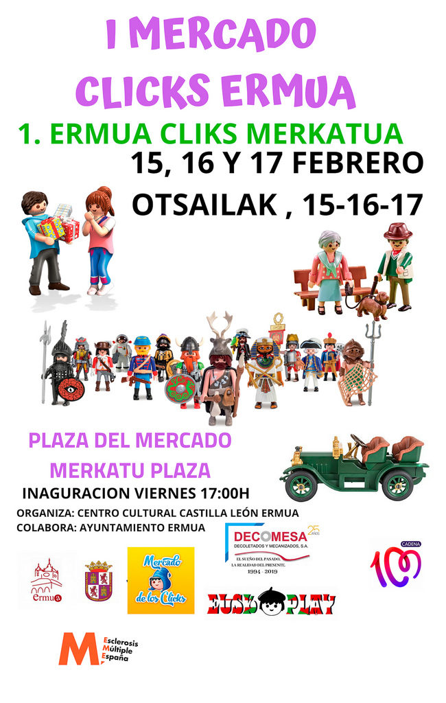 I Mercado Clicks Ermua