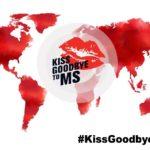 El mundo se llena de besos por Kiss Goodbye To MS 2019