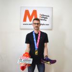 Álvaro de Arriba pone en marcha el sorteo solidario por la investigación de la Esclerosis Múltiple
