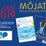 El verano ya está oficialmente aquí para acoger «Mójate por la Esclerosis Múltiple» 2019