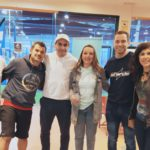 El II Torneo Solidario de Pádel a favor de la EM suma más de 5.000€ para investigación