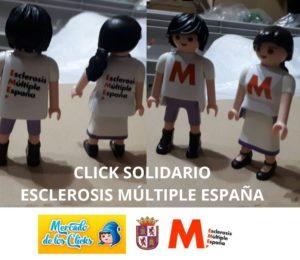 click solidario Esclerosis Múltiple